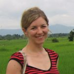 Annika Tangena, RSP volunteer from Germany